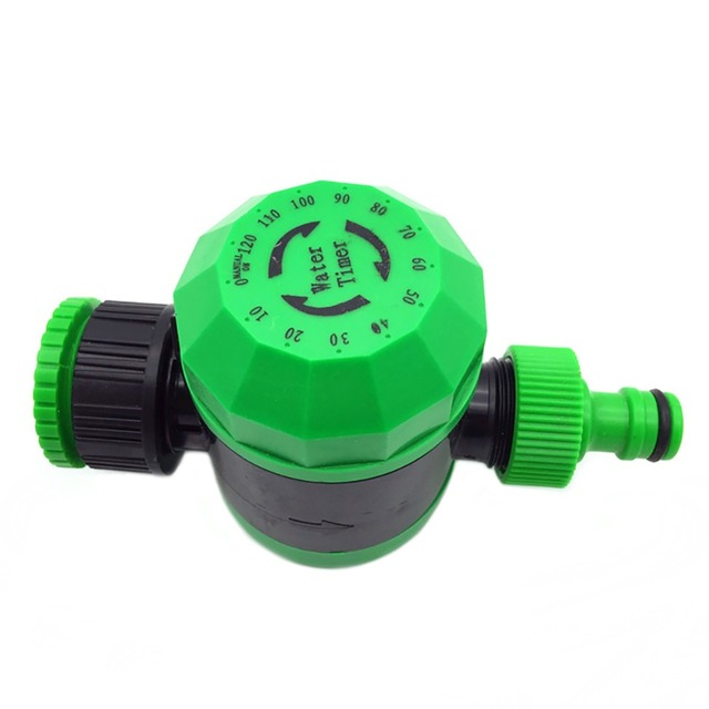 1 Pcs New Arrvial!!! 2 Hours Automatic Water Timer Controller Irrigation System Garden Water Timer Mechanical Timer