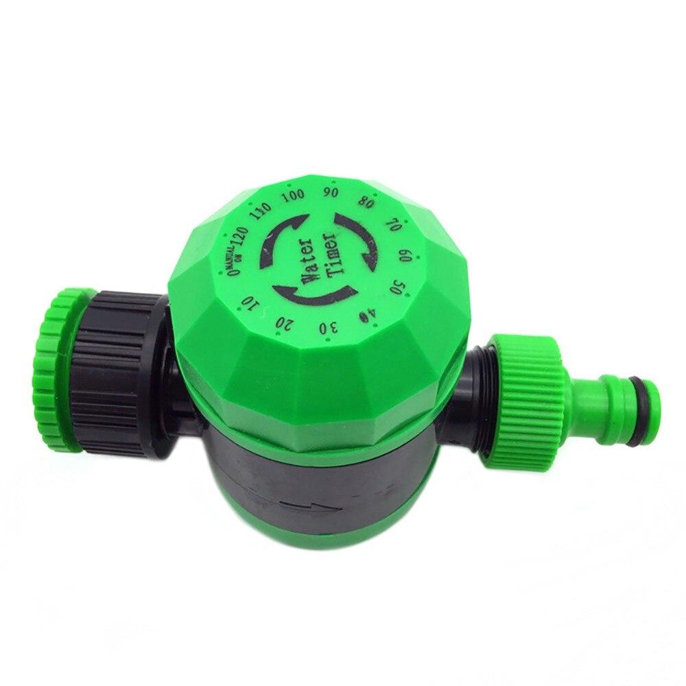 1 Stücke Neue Arrvial!!! 2 Stunden Automatische Wasser Timer Controller Bewässerung System Garten Wasser Timer Mechanische Timer