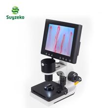Digital Electron Capillary Microcirculation USB Microscope Blood Microcirculation Health
