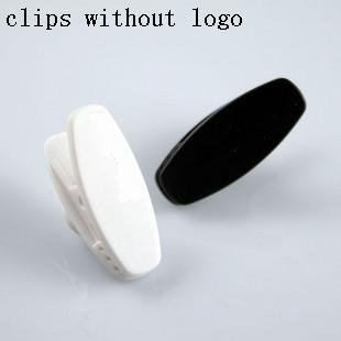 DHL free ship 1000pcs clips for in ear headphone shirt clips headphone s clips this clip
