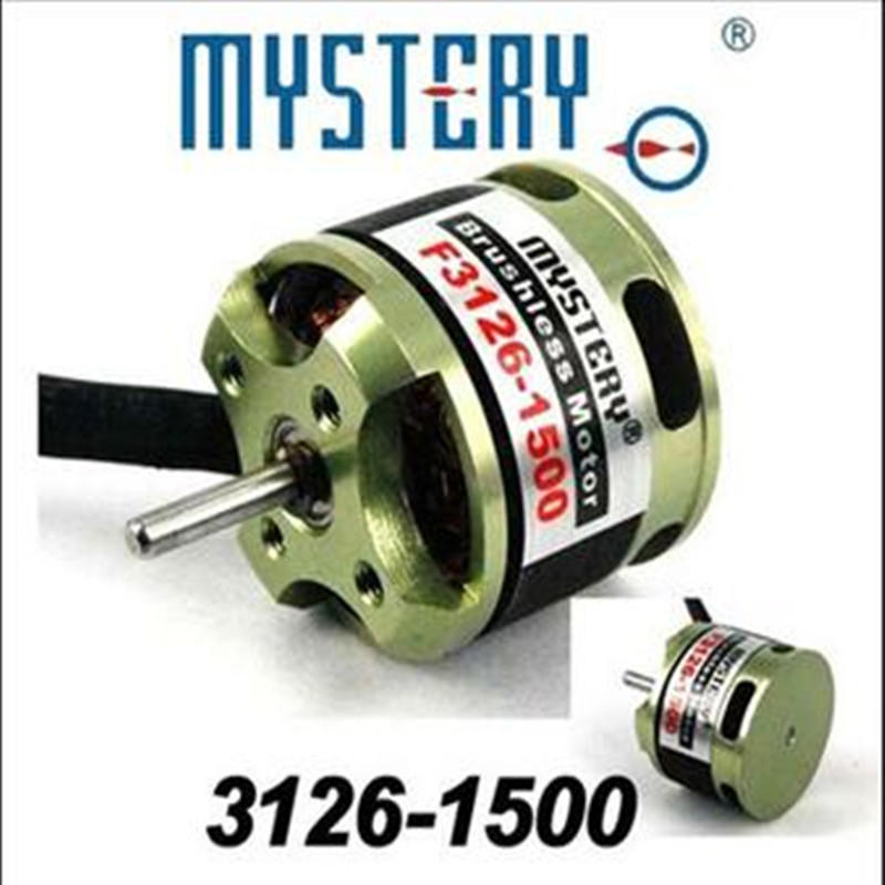 US $28 29 |Mystery 1500KV Outrunner Bushless Motor for RC Hobby ,3126  1500-in Parts & Accessories from Toys & Hobbies on Aliexpress com | Alibaba