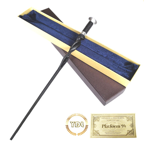 Ticket Gift Wand Birthday-Train Dumbledore Metal-Core Lucius Malfoy Magical Christmas