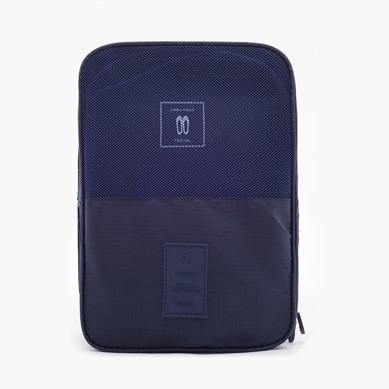 2018 Convenient Travel Bags folding Nylon Bags for travel Shoes Suitcase Shoes boxes Pouch Portable Waterproof travel Bags