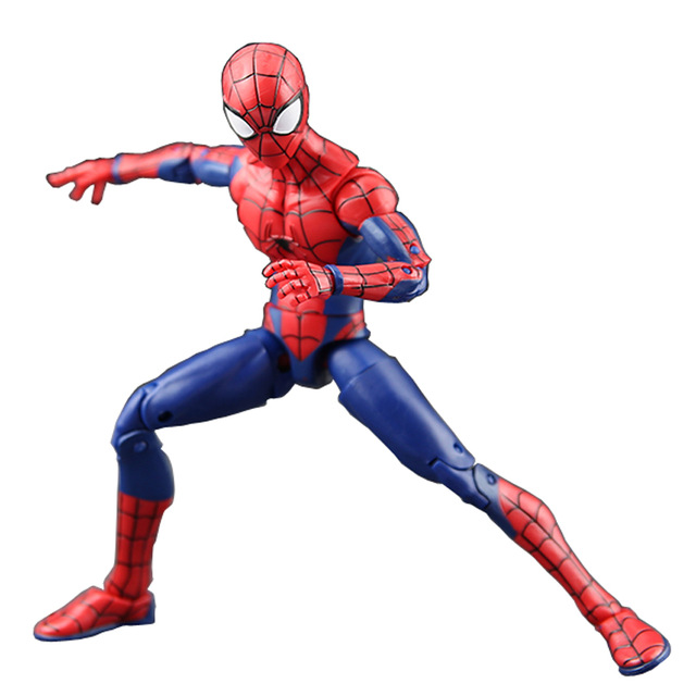 Spiderman Toys For Kids : Disney marvel new spiderman toys inches over