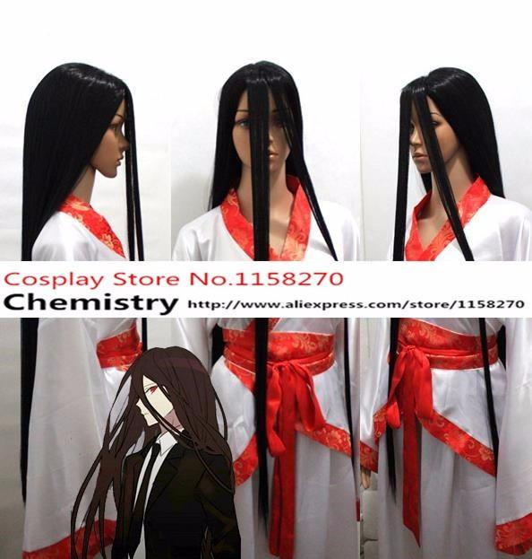 Danganronpa Izuru Kamukura Косплей hairwear 150 см
