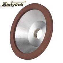 150mm 125mm 100mm 다이아몬드 그라인딩 휠 컵 카바이드 금속을위한 180 그릿 커터 그라인더