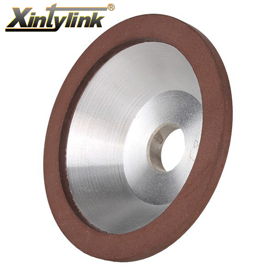 150mm 125mm 100mm Diamond Grinding Wheel Cup 180 Grit Cutter Grinder For Carbide Metal