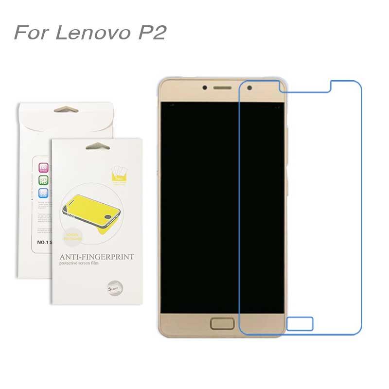 For Lenovo P2 3pcs/lot High Clear LCD Screen Protector Film Screen Protective Film Screen Guard For Lenovo P2