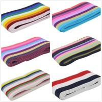 2 50mm For DIY Hair Accessories Stripe Grosgrain Ribbon SGR 50 1