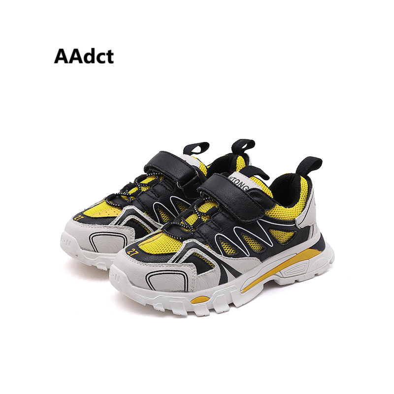 AAdct 2018 Autumn Mesh Casual Running sports children shoes Breathable Sneakers shoes for girls boys Light soft kids shoes 2017 babaya children canvas shoes girls sneakers boys tenis infantil light casual running sports shoes flat breathable loafer