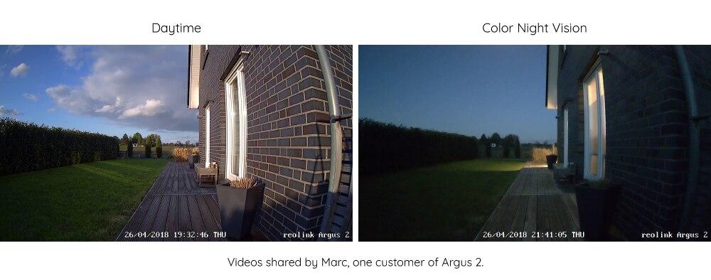 Argus 2 Starlight Vision