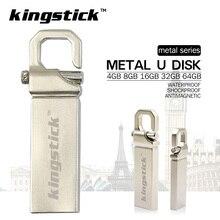 Kingstick mini llave usb flash drive 2.0 8 gb 16 gb 32 gb 64 gb pendrive USB stick usb de memoria flash stick pen drive freeshipping