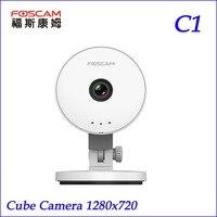 Foscam C1 Lite Indoor 720P HD PnP Wireless IP Camera