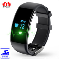 Original Waterproof DFit Sports Smart Watch Swim Phone Smartband For IPhone Android IOS Heart Rate Fitness