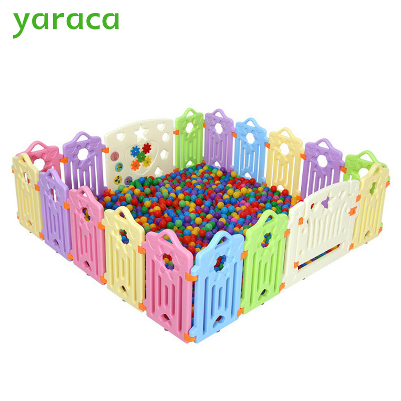 Baby Playpen Kids Play Yard Fencing For Children Plastic Fence Kids Baby Safety Fence Safety Barriers For Children Protector dog fence wireless containment system pet wire free fencing kd661
