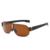 New qualidade homens óculos frame da liga de óculos polarizados óculos de sol da moda com caixa de miopia óculos de armação prescrição personalizada 516