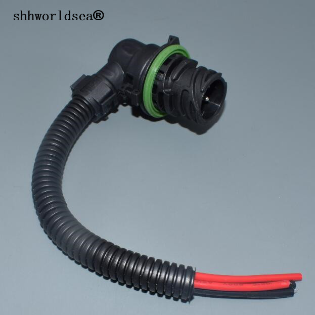 shhworldsea 3.5mm 4pin odometer speed with sheath Car oil exploration railway round connector 1 967402 1