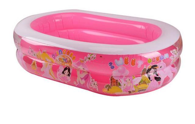 Entrenador Aireado Redonda Inflable PVC Piscina de Agua de la Piscina piscina Inflável para Niños Kids Luchtbed Zwembad