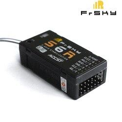 FrSky S6R 6Ch odbiornik w/ 3-stabilizacją osi + inteligentny Port telemetrii dla Taranis Q X7 X9D Plus