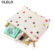 Women Travel Toiletry Make Up Cosmetic pouch bag Clutch Handbag Purses Case Cosmetic Bag for Cosmetics Makeup Bag Organizer barrel shaped makeup bag large travel toiletry case bag cartoon case for cosmetics portable women makeup bag hot make up box page 4