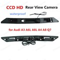 best selling Waterproof Parking Camera for Audi A3 A6L A8L A4 A8 Q7 CCD HD Backup Rear View Camera