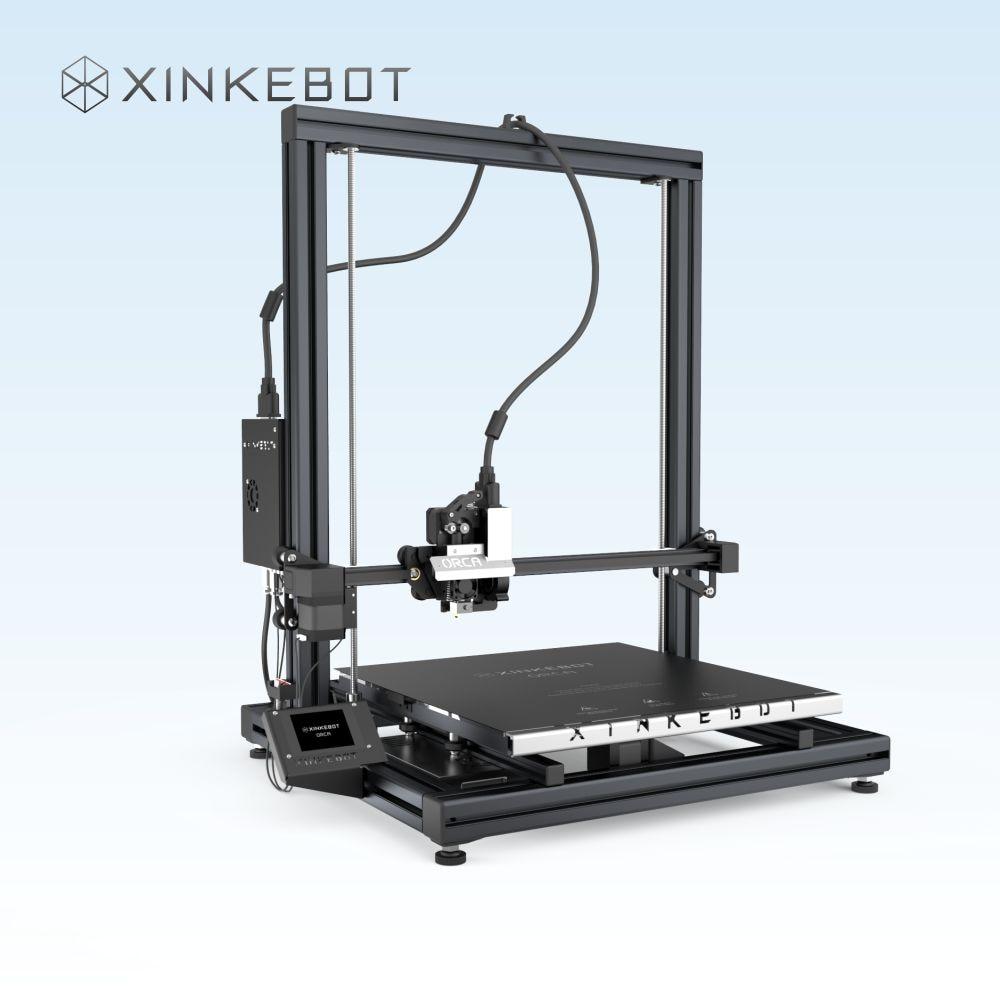 Professional Manufacturer Large Print Volume 400 400 480mm 3D Printer Dual Xinkebot ORCA2 Cygnus 3D Printer