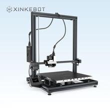 Профессиональное Изготовление Большой Объем Печати 400*400*480 мм 3D Принтер Двойной Xinkebot ORCA2 Лебедь 3D Принтер