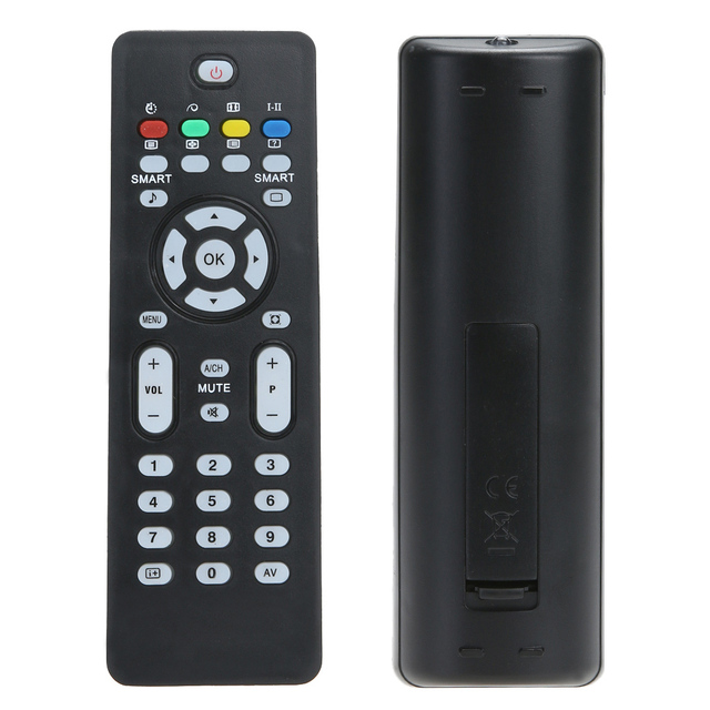 ברחבי העולם שלט רחוק החלפת פיליפס RC2023601/01 חכם LCD LED HD טלוויזיה שלט רחוק
