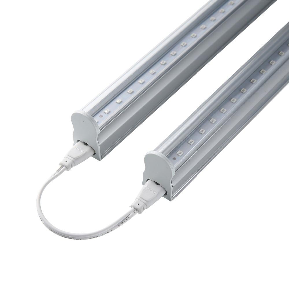LMCO 2 teile/los LED Wachsen Licht Wachsen Lampe T5 Röhre mit ...