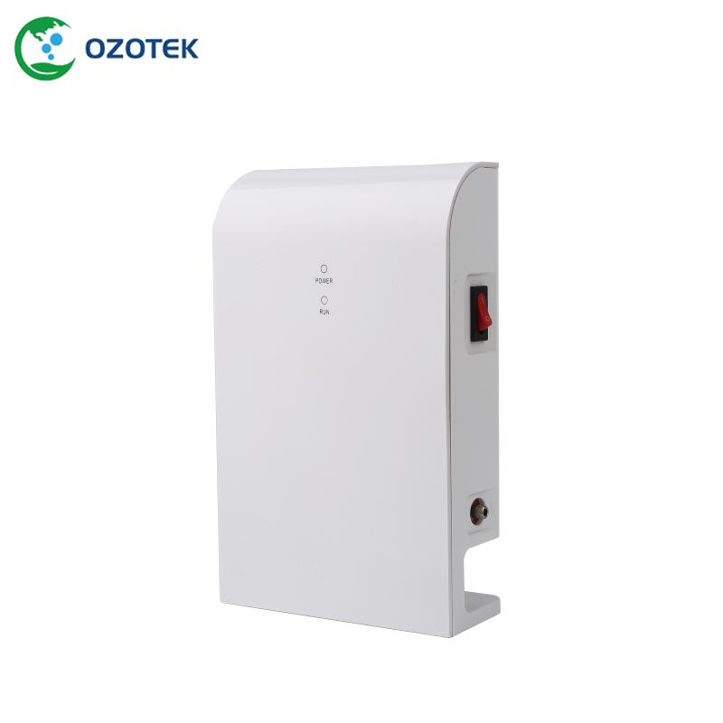 NEW OZOTEK tap water ozone generator 0.2-1.0 PPM TWO001 for fruit and vegetable free shipping ozotek ozone therapy generator with oxygen regulator free shipping
