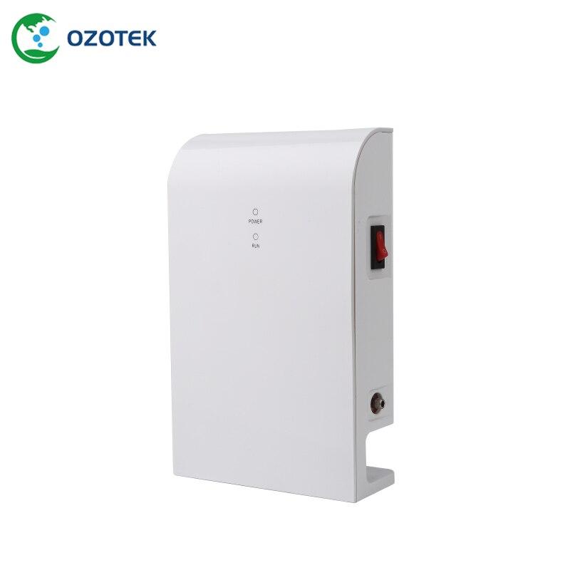 NUOVO OZOTEK rubinetto di acqua generatore di ozono 0.2-1.0 PPM TWO001 per la frutta e verdura di trasporto libero