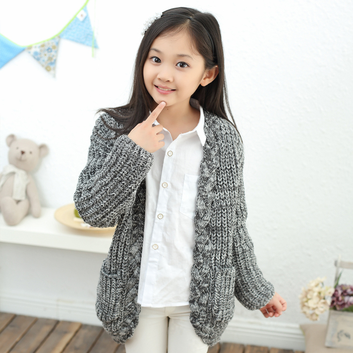 Baby Girl Cardigan Sweaters - Sweater Vest