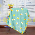 2016 Hot Sale New Baby Blankets Newborn Swaddle Spring Coral Fleece Blanket Flannel Air Conditioning Bed Sheet Soft 100*73cm