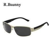 Fashion Brand Designer HD Polarized Sunglasses Men Polaroid UV400 Driving R Bsunny Sunglasses R1606 Oculos De