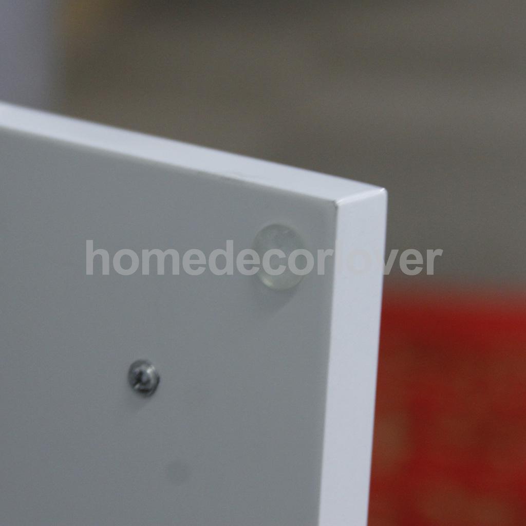 36Pcs Self-Adhesive Silicone Feet Semicircle Clear Bumper Door Furniture Pad ...