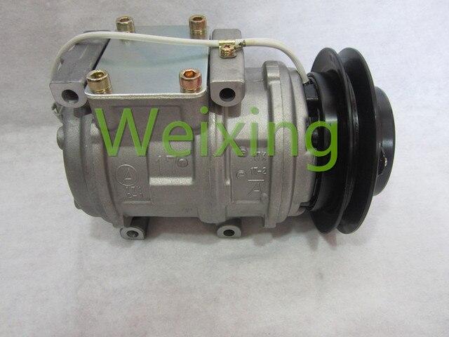 car air conditioner compressor 10PA17C for Toyota Landcruiser 8832060580 12V 1994-1997