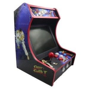 Image 3 - RAC B400 Mini Bartop Arcade Joystick Game Machine Kast Raspberry Pi 4 Model B 4Gb 128G Retro Game Console sf