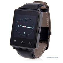 NO. 1 D6 1.63 pulgadas 3G Teléfono Smartwatch Android 5.1 MTK6580 Quad A Core 1.3 GHz 1 GB RAM GPS WiFi Bluetooth 4.0 Monitoreo de la Frecuencia Cardíaca