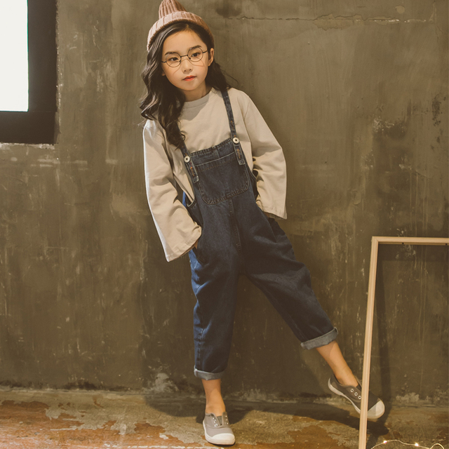 1911abe0e33f Fashion Girls Winter Outfit Jeans Set Clothes for Teens School Uniform Style  Clothing for Kids Age 56789 10 11 12 13 14Years Old