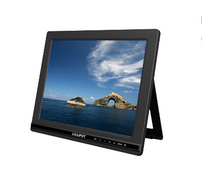 Lilliput FA1000-NP/C 9.7 TFT Monitor With HDMI, DVI, VGA & AV Input, LED Monitor For Desktop Applications(Non-Touch)