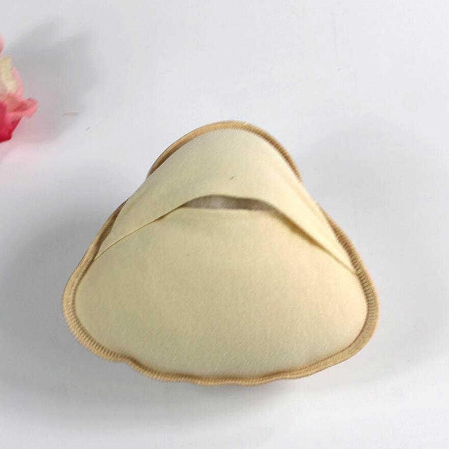 Pecho falso, 30g, algodón suave, forma de pecho para mastectomía, mujeres, esponja, Prótesis de mama D40