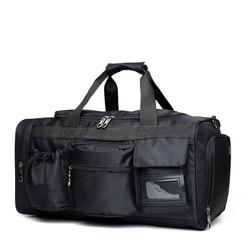 84533f70f Winmax multifuncional bolsillo bolsa de gimnasio bolsas de viaje  impermeable gran bolso equipaje hombres Fitness deportivo