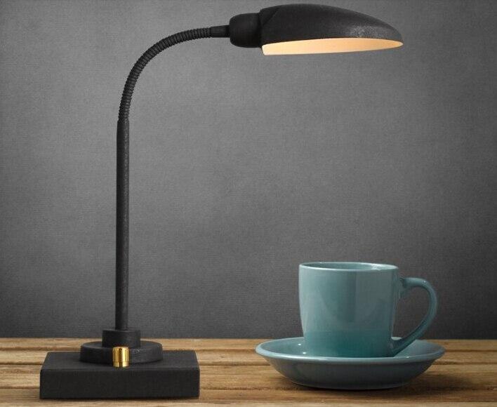 ୧ʕ ʔ୨métal Amérique Du Pays De Style Industriel Millésime Lampe De