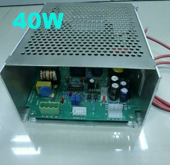 110 220V 40W Power Supply for Co2 Laser Engraver Cutting Machine 3020