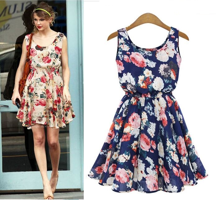 9873fdc8a6a4 Online Shop New Hot selling Women s Clothing Girls Fashion flower ...