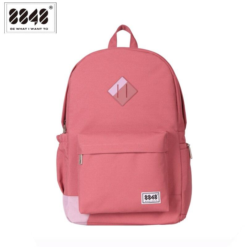 Travel Women Backpack New Spring School Bag Casual Type 15.6' Laptop Shoe Pocket Waterproof Polyester Girl Backpacks 229-020-003