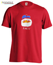 Uncle Dolan meme face fak u gooby pls T shirt Tee tshirt internet geek chan New T Shirts Funny Tops Tee New Unisex Funny Tops цена