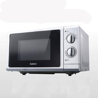 P70F23P G5 SO Microwave Oven Countertop Mechanical Microwaves 700W 23L 0 8 Cubic Foot Mini Ovens