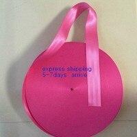 60 meters Roll Seat Belt Webbing Safety Strap PINK Color  48mm Wide 5 Bars