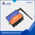 USR-WIFI232-630 Wifi Последовательный RS232 Сервер RS485 Поддержка Интерфейса Modbus TCP Modbus RTU